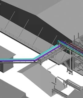industrial pipework design