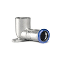 europress-stainless-steel-elbow-with-offset-wall-mount-air-compressed