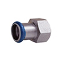 europress-stainless-steel-adaptor-with-female-thread-air-compressed-equipment