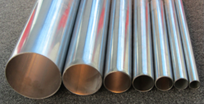 Europress stainless steel pipes and fittings