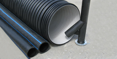 PE Polyethylene pipes