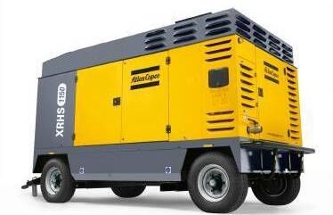 Atlas Copco mobile AA